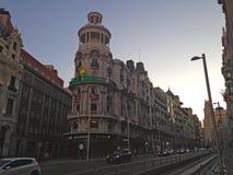 Budynek metropolia zdjęcia royalty free