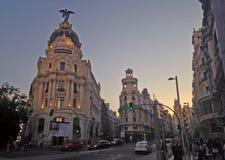 Budynek metropolia obrazy royalty free