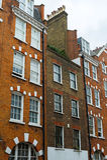 Budynek mieszkalny Fotografia Royalty Free