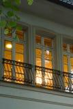 Budynek mieszkalny w dormagen Zdjęcia Royalty Free