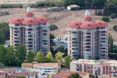 Budynek mieszkalny w Hiszpania Obrazy Stock