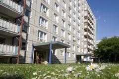 budynek mieszkaniowy Zdjęcia Stock
