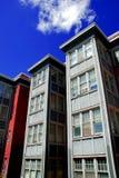 budynek mieszkaniowy Fotografia Royalty Free