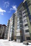 budynek mieszkaniowy Zdjęcia Royalty Free