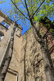 Budynek mieszkaniowy obrazy royalty free