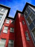 budynek mieszkaniowy Zdjęcie Stock