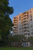 Budynek mieszkaniowy Pyrmont w Sydney, Australia Blok mieszkaniowy Fotografia Royalty Free