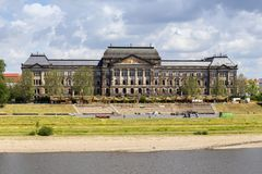 Budynek Minister Finansów obraz royalty free