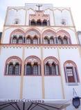 Budynek na Targowym kwadracie - dom Trzy Magi Obrazy Royalty Free