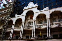 Budynek naprawy Zdjęcia Royalty Free