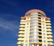 budynek nowoczesne mieszkania Zdjęcia Royalty Free