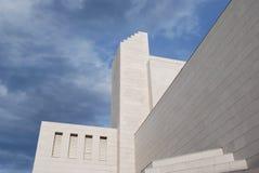 budynek nowoczesnego Włochy fotografia stock