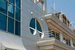 budynek nowoczesnej reklamy Obraz Stock