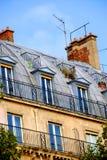 budynek Paryża obraz royalty free