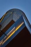 Budynek perspektywa Obrazy Royalty Free