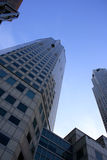 budynek piętro wyżej Obrazy Royalty Free