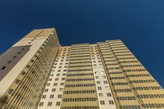 budynek plener nowoczesnej zdjęcie stock