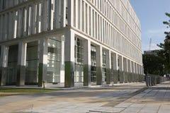 budynek plener nowoczesnej Obraz Stock