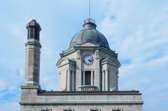 budynek poczta biurowa stara Zdjęcie Stock
