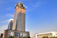 budynek porcelanowy obyczajowy Shanghai Obraz Stock