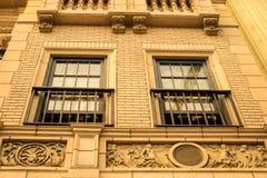 Budynek powierzchowność Obrazy Royalty Free