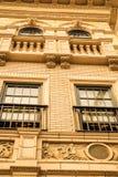 Budynek powierzchowność Fotografia Stock