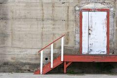 budynek reklamy zmęczenia, Obraz Royalty Free