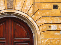 budynek Rzymu zdjęcia royalty free