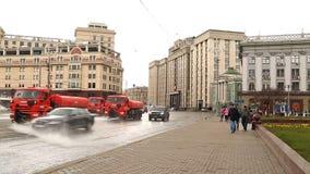Budynek stan duma federacja rosyjska zbiory wideo