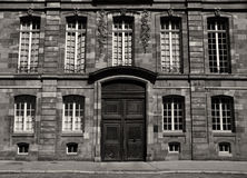 budynek Strasbourg Obraz Royalty Free