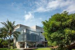 Budynek Taitung muzeum sztuki w nowo?ytnym stylu obraz royalty free