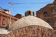 Budynek turecki skąpanie obrazy royalty free