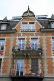 Budynek w Brugg fotografia royalty free