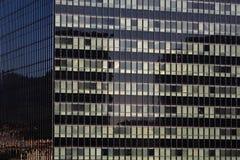 Budynek Windows obrazy stock