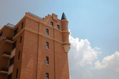 budynek wysoki Obraz Stock