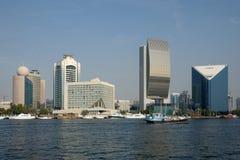 budynek zatoczka Dubai zdjęcia stock
