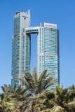 budynek zatoczka Dubai nowożytny fotografia royalty free
