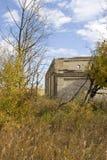 budynek zrujnowany Zdjęcia Stock