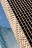 budynków śródmieścia biuro Obrazy Royalty Free