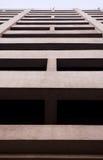 budynków abstrakcjonistyczni wzory Zdjęcie Royalty Free