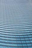 Budynków biurowych okno tekstura Obrazy Royalty Free