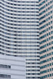 Budynków biurowych okno tekstura Obraz Royalty Free