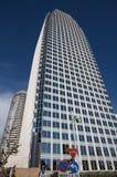 budynków biznesowa miasta perspektywa Tokyo Obrazy Stock