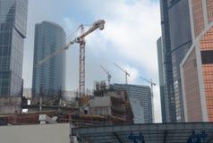budynków budowy biuro Fotografia Stock