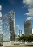 budynków drapacz chmur Zdjęcia Stock