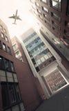 budynków Hamburg biuro Zdjęcie Royalty Free