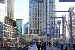 budynków imponująco Melbourne southbank Fotografia Royalty Free