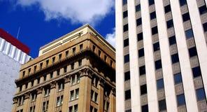 budynków królewiątka ulica William Fotografia Stock