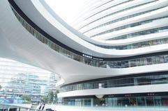 budynków mieszkaniowy porcelanowi Dalian elektryczności grupy pilony Zdjęcia Royalty Free