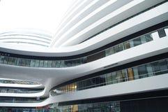 budynków mieszkaniowy porcelanowi Dalian elektryczności grupy pilony Zdjęcie Stock